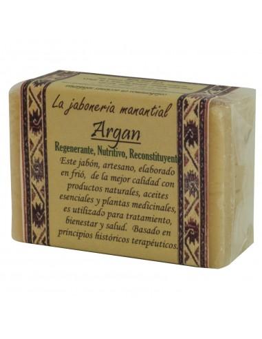 Jabón Artesano Argán