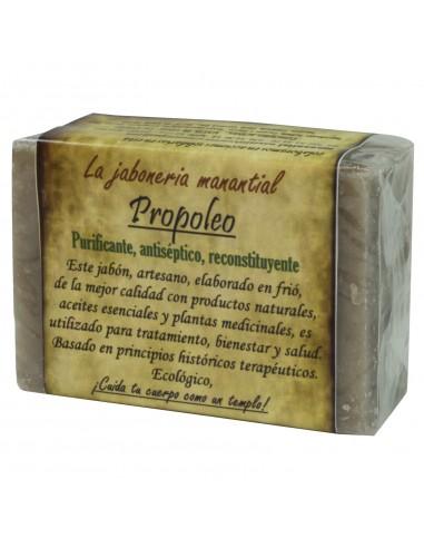 Jabón Artesano Propóleo