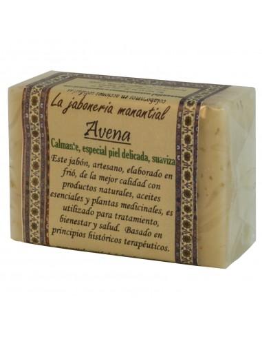 Jabón Artesano Avena