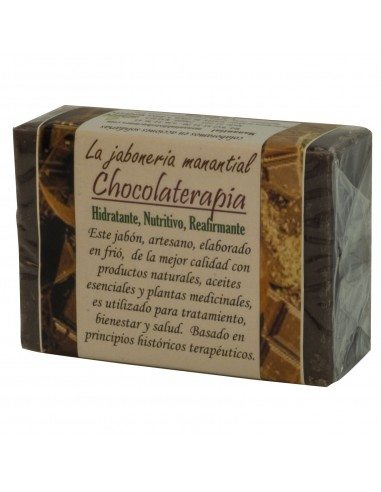 Jabón Artesano Chocolaterapia