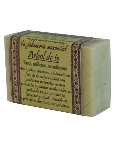 Jabón Artesano Árbol Té